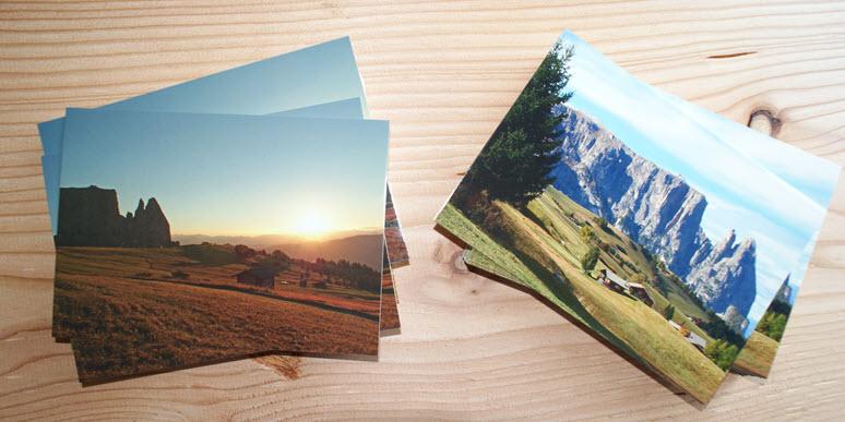 Kostenlose Postkarten